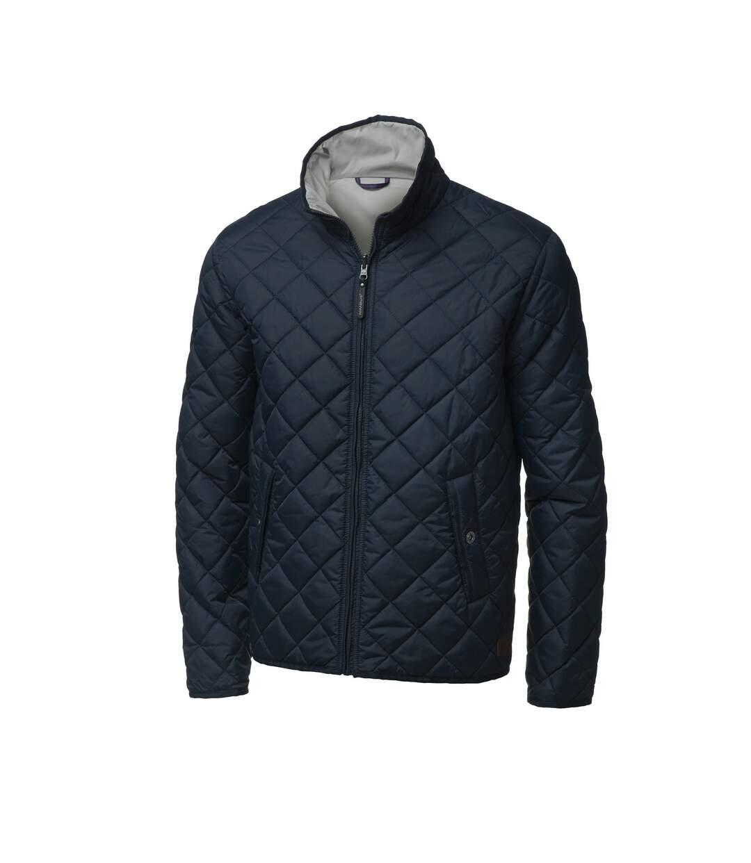 Nimbus Mens Leyland Reversible All Weather Fashion Jacket (Navy) - UTRW4293
