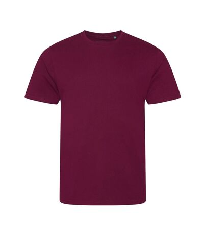 Ecologie - T-shirt - Hommes (Bordeaux) - UTPC3190
