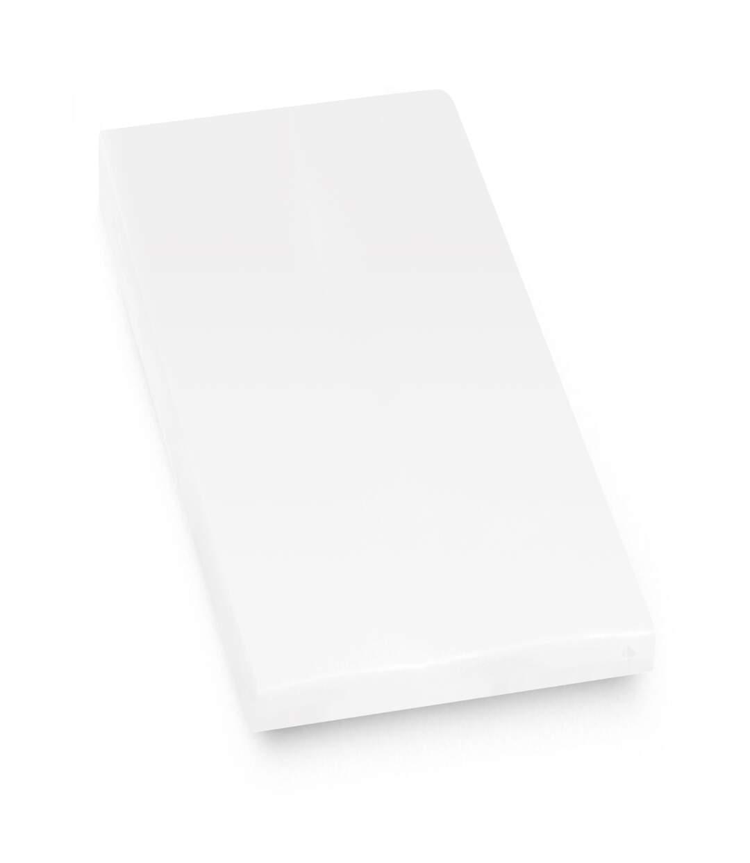Protège matelas imperméable 70x150 cm bonnet 15cm ARNON molleton 100% coton contrecollé polyuréthane
