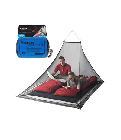 Moustiquaire double Sea to Summit Mosquito Pyramid Net