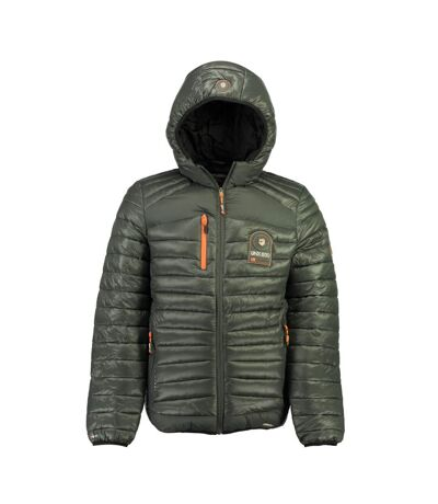 Doudoune Grise Homme Geographical Norway Briout