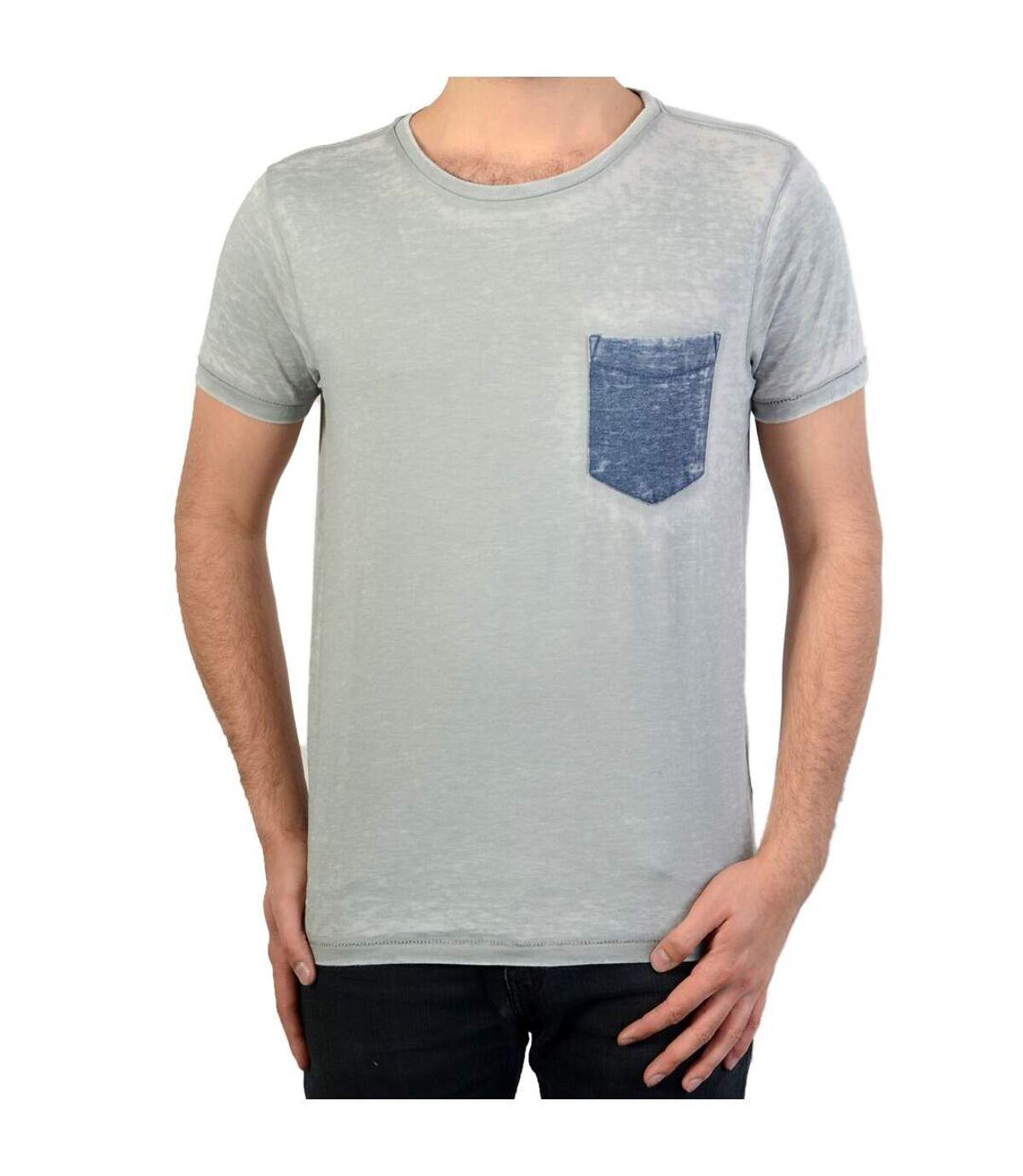 T-Shirt Petrol Industries Iron