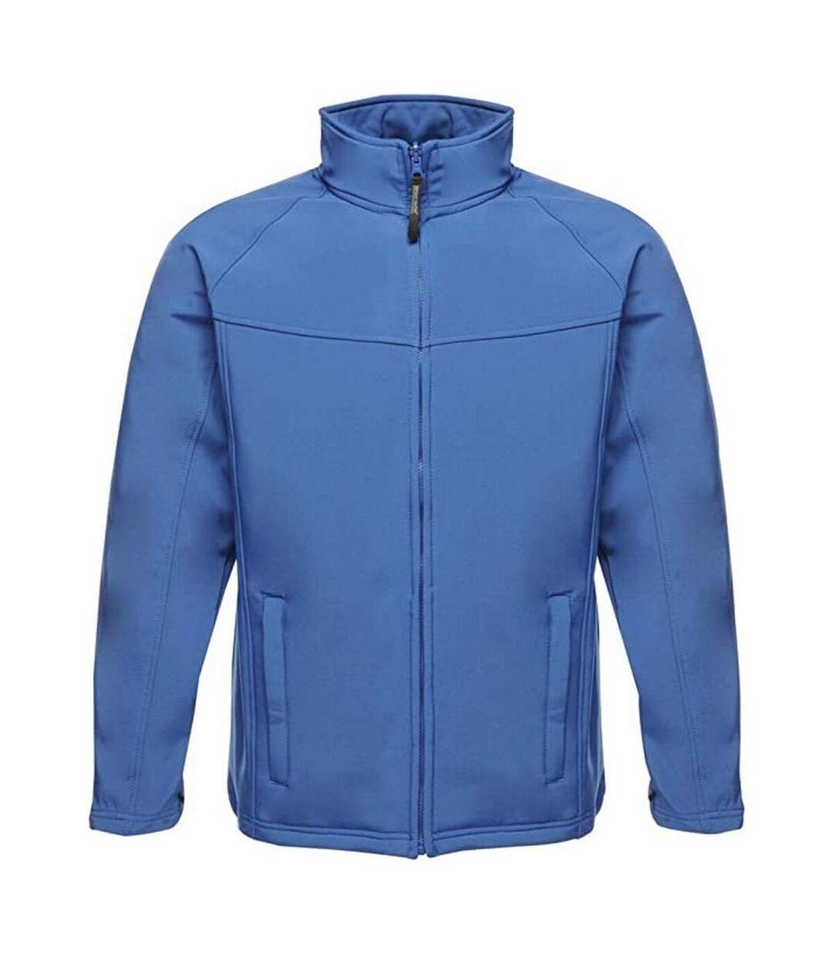 Regatta Mens Uproar Soft Shell Jacket (Royal Blue) - UTPC4240