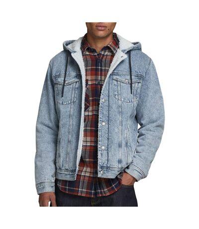 Veste en jean à capuche Homme Jack & Jones AKM 869