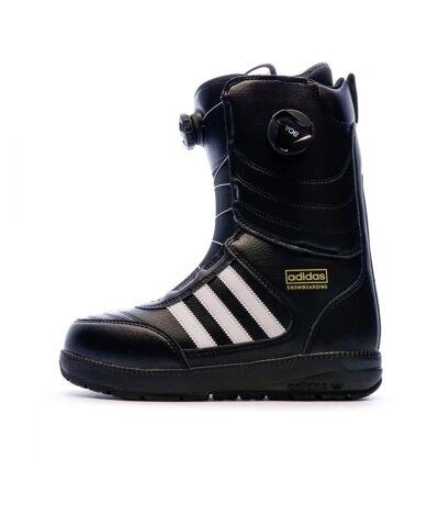 Chaussures de snow Noires Homme Adidas Response ADV