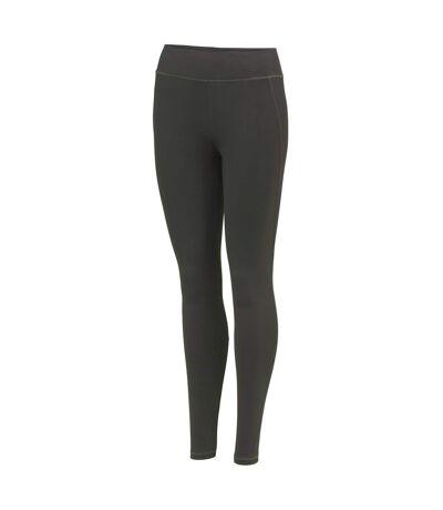 Awdis - Leggings de sport - Femme (Gris foncé) - UTRW3475