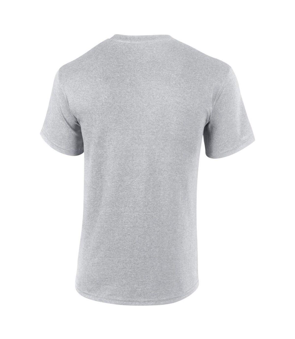 Gildan Mens Ultra Cotton Short Sleeve T-Shirt (Kiwi) - UTBC475