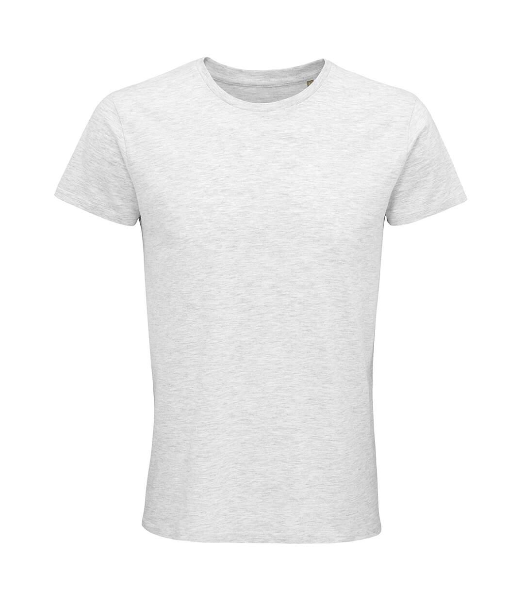 SOLS Mens Crusader Organic T-Shirt (Ash) - UTPC4316