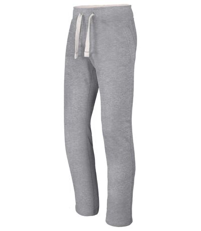 pantalon jogging unisexe K706 - gris clair