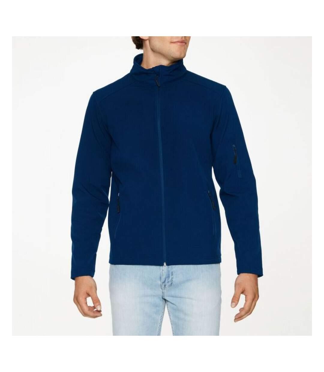 Gildan Mens Hammer Soft Shell Jacket (Orange) - UTPC3990