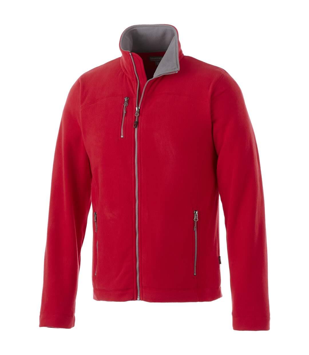 Slazenger Mens Pitch Microfleece Jacket (Navy) - UTPF1797