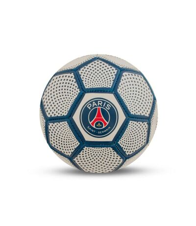 Paris Saint Germain FC - Mini  Ballon de football DIAMOND (Bleu / blanc) (Size 1) - UTSG18089