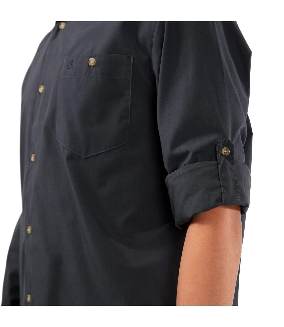 Craghoppers Mens Kiwi Ridge Shirt (Steel Blue) - UTCG1599