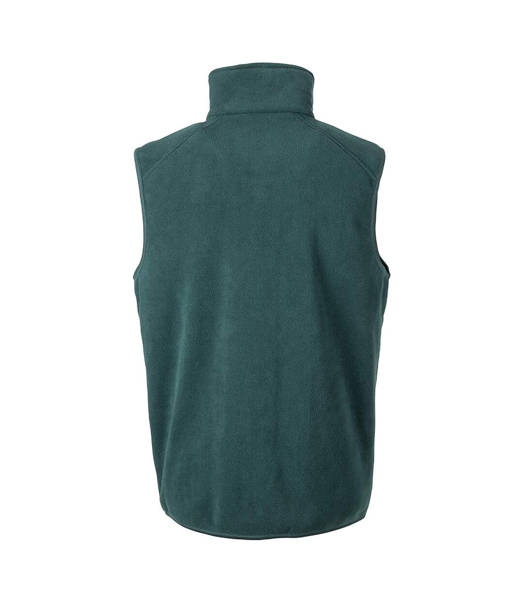Result Core Mens Micro Fleece Gilet (Orange) - UTPC3013