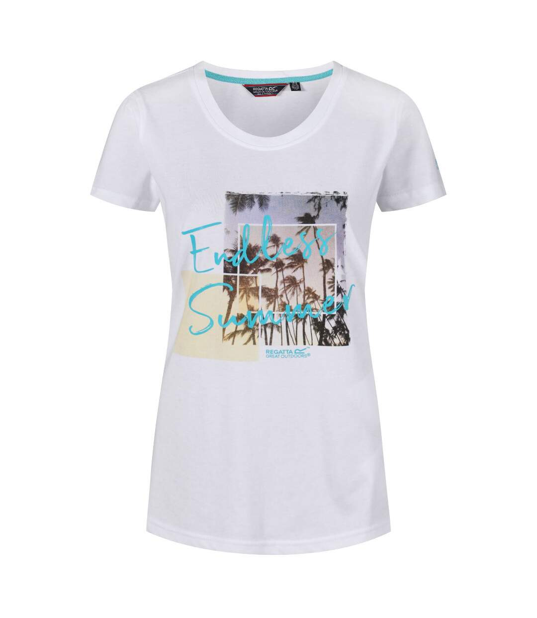 Regatta - T-Shirt Filandra - Femme (Blanc) - UTRG4117