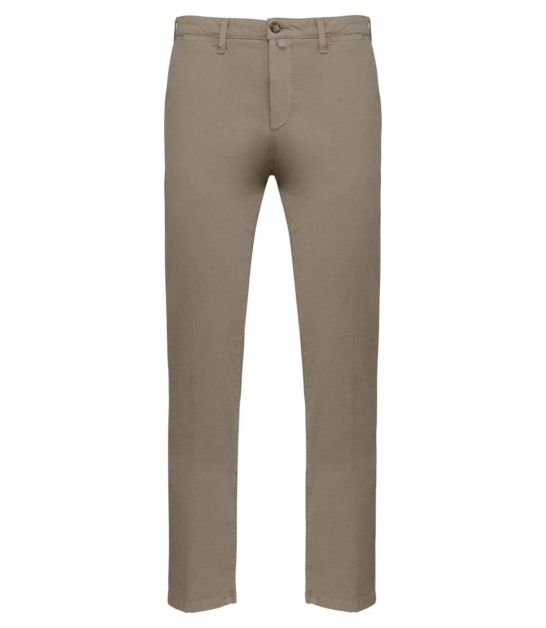 Pantalon chino pour homme - Haut de gamme - K7002 - beige