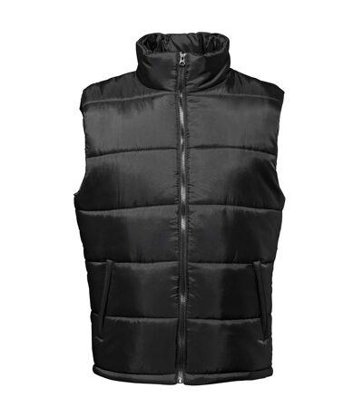2786 Mens Plain Bodywarmer / Gilet Jacket (Black) - UTRW2509