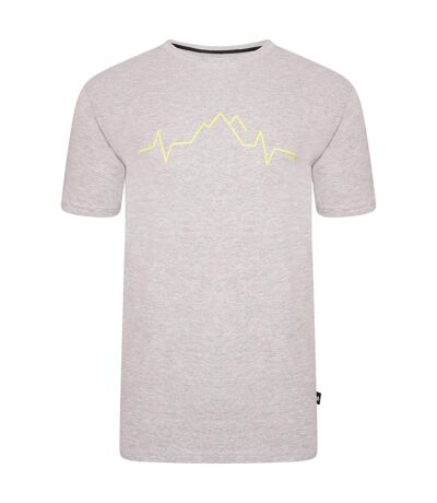 Dare 2B - T-shirt imprimé DIFFERENTIATE - Homme (Gris clair) - UTRG5020