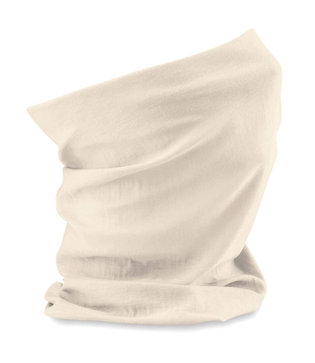 Echarpe tubulaire - tour de cou adulte - B900 - beige sable