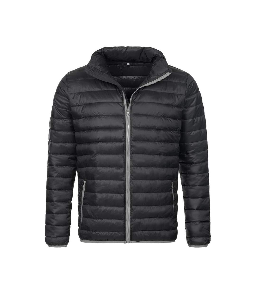 Stedman Mens Active Padded Jacket (Black Opal) - UTAB304