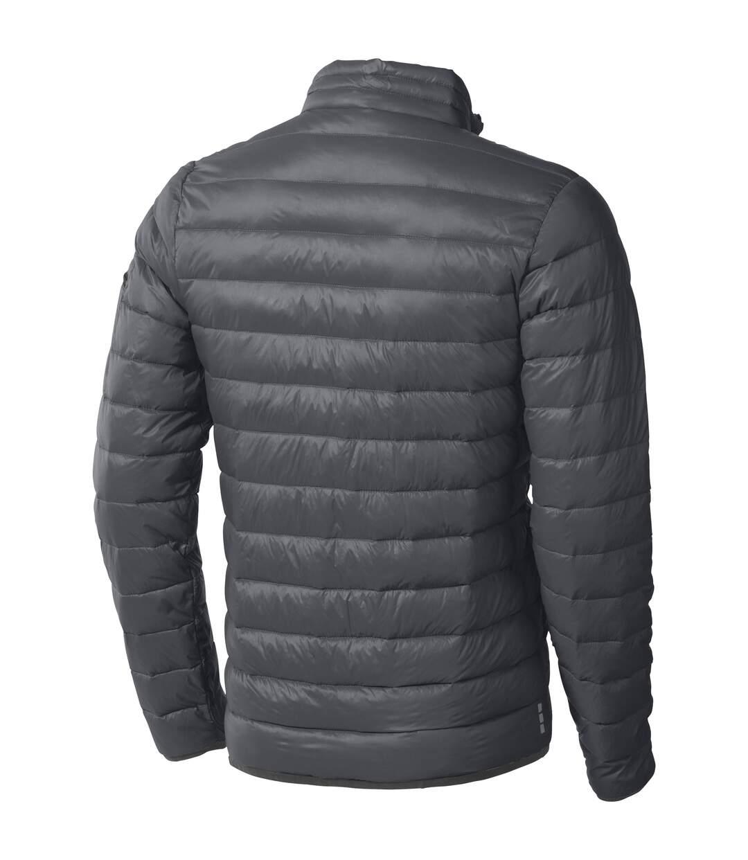 Elevate Mens Scotia Light Down Jacket (Steel Grey) - UTPF1901