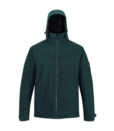 Regatta Mens Highside Insulated Waterproof Jacket (Deep Pine) - UTRG5261