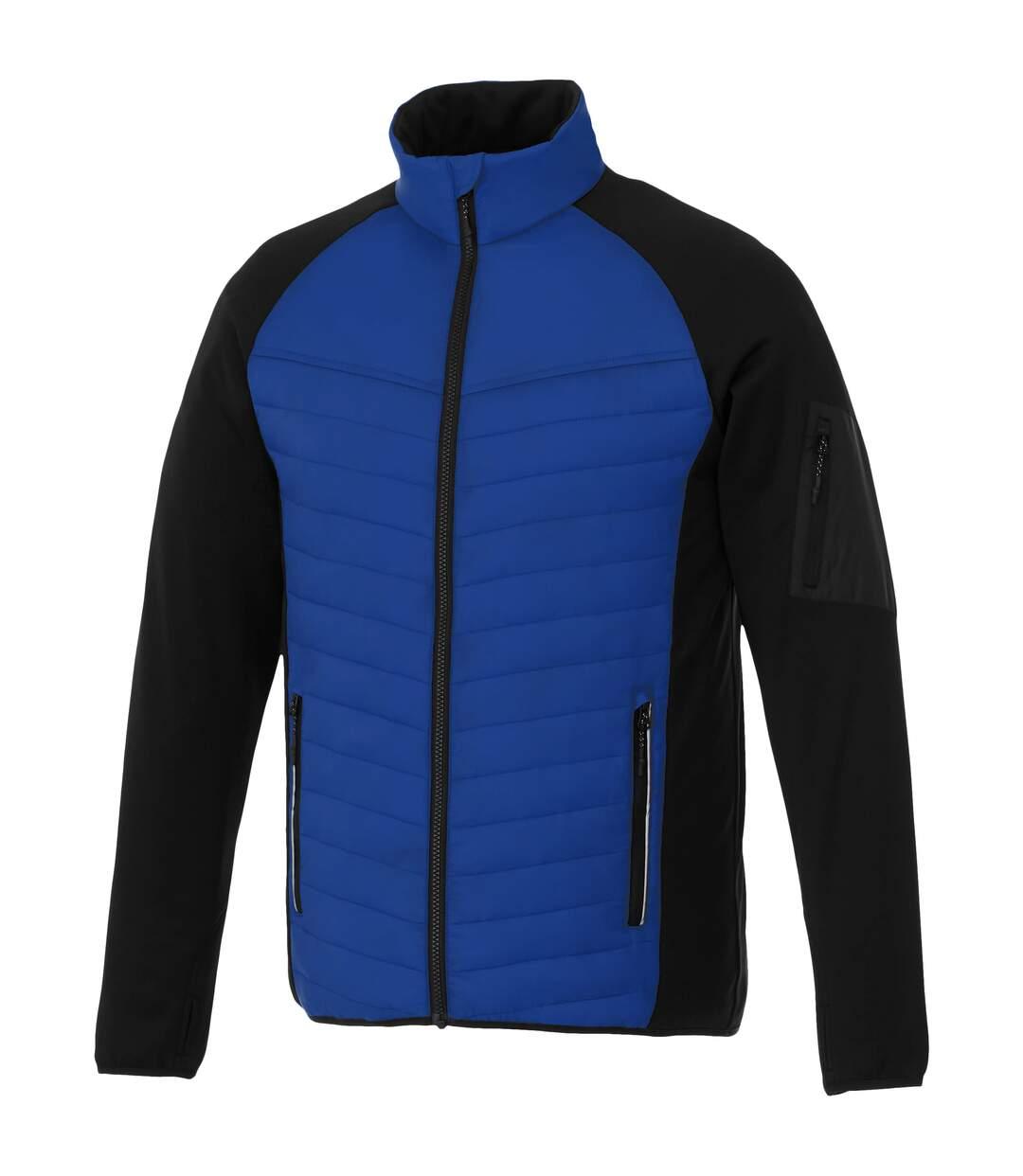 Elevate Mens Banff Hybrid Insulated Jacket (Blue) - UTPF1926