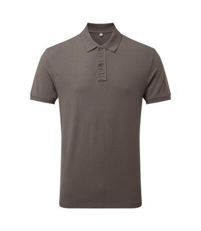 Asquith & Fox Mens Infinity Stretch Polo Shirt (Slate) - UTRW6642