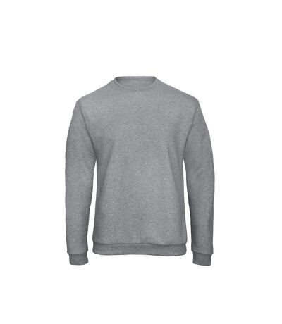 B&C Adults Unisex ID. 202 50/50 Sweatshirt (Burgundy) - UTBC3647