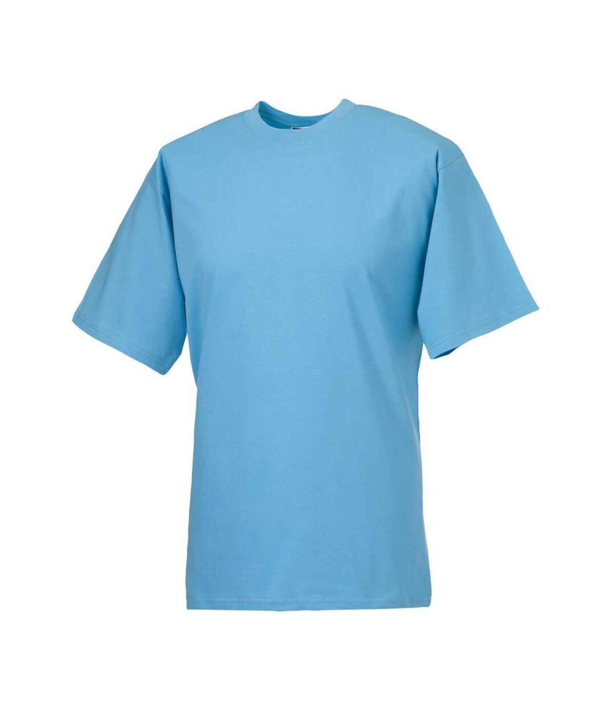 Jerzees Colours Mens Classic Short Sleeve T-Shirt (Sky Blue) - UTBC577