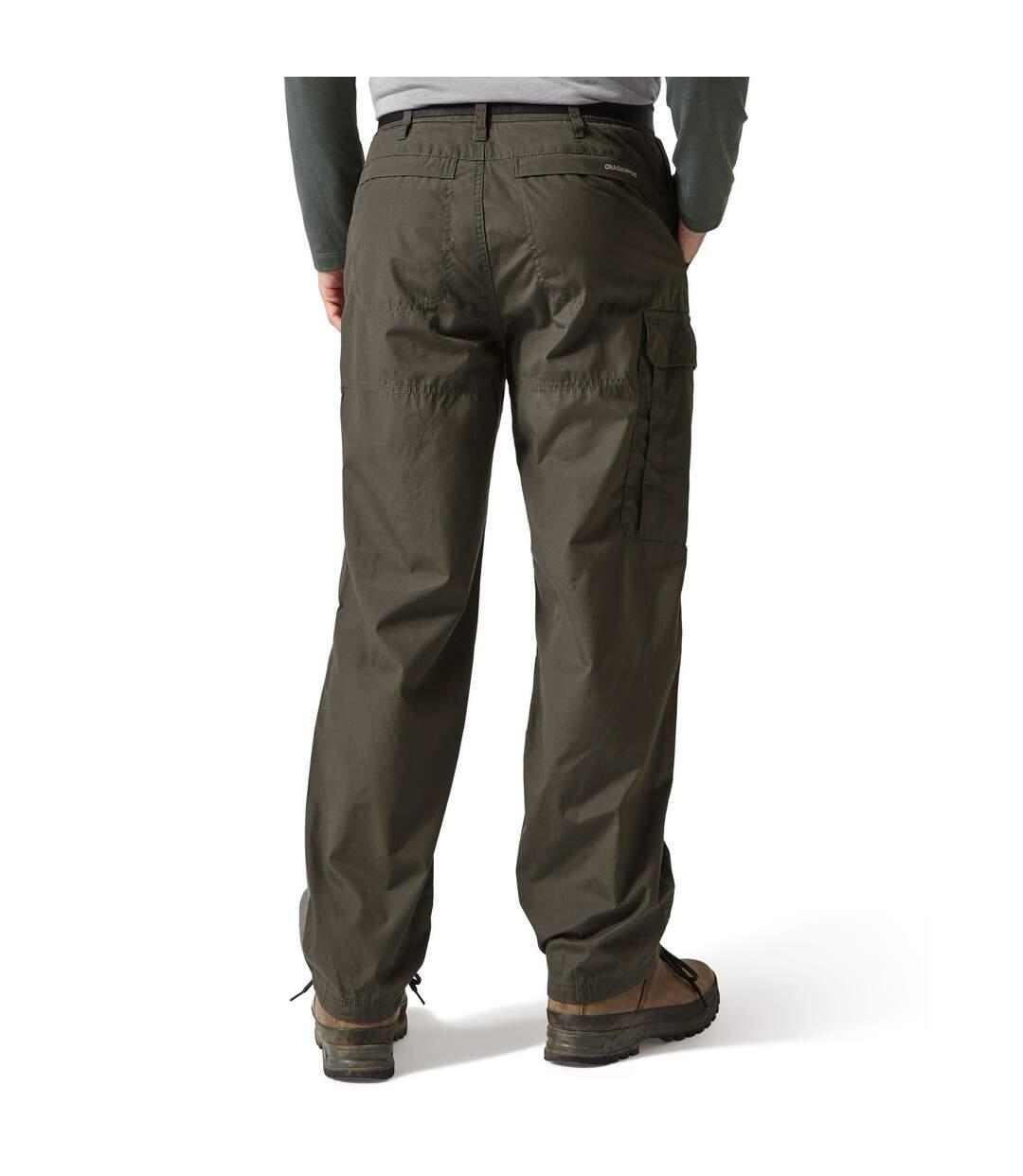Craghoppers - Pantalon Kiwi - Homme (Marron foncé) - UTCG291