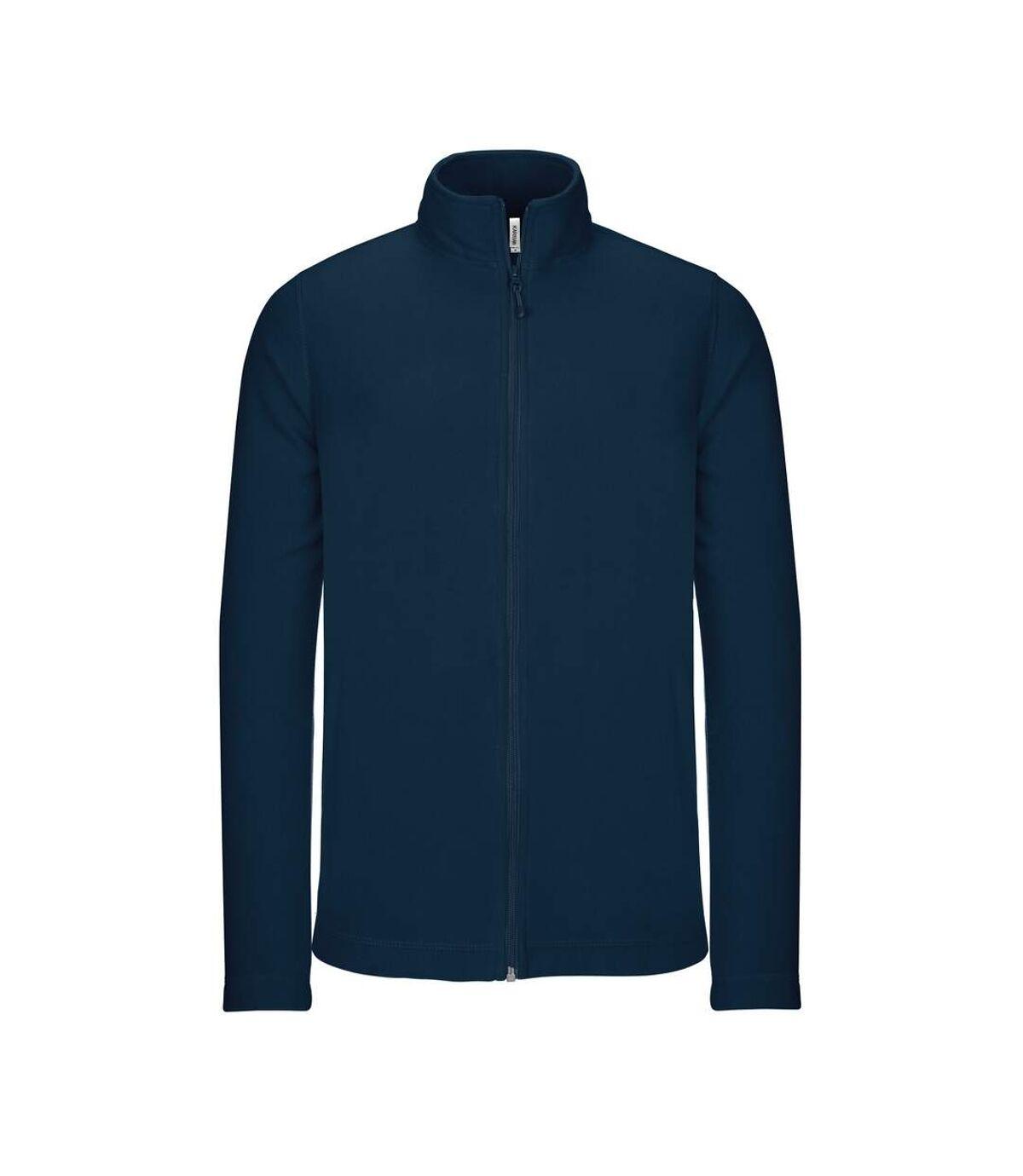 Kariban - Veste polaire zippée - Homme (Bleu marine) - UTRW5625