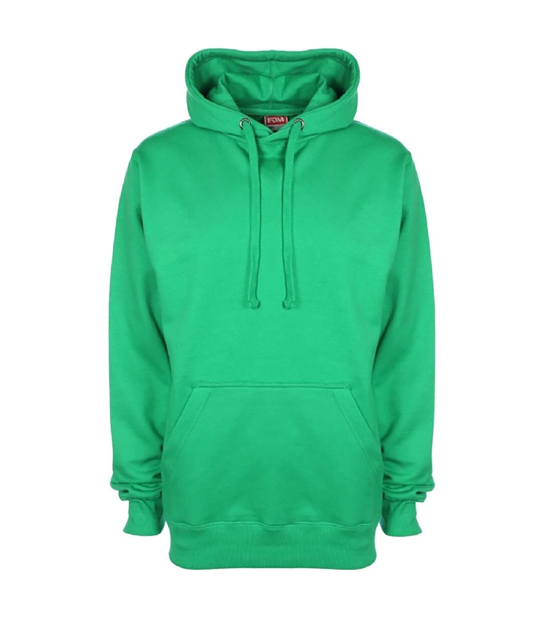 FDM Unisex Plain Original Hooded Sweatshirt / Hoodie (300 GSM) (Tangerine) - UTBC2024