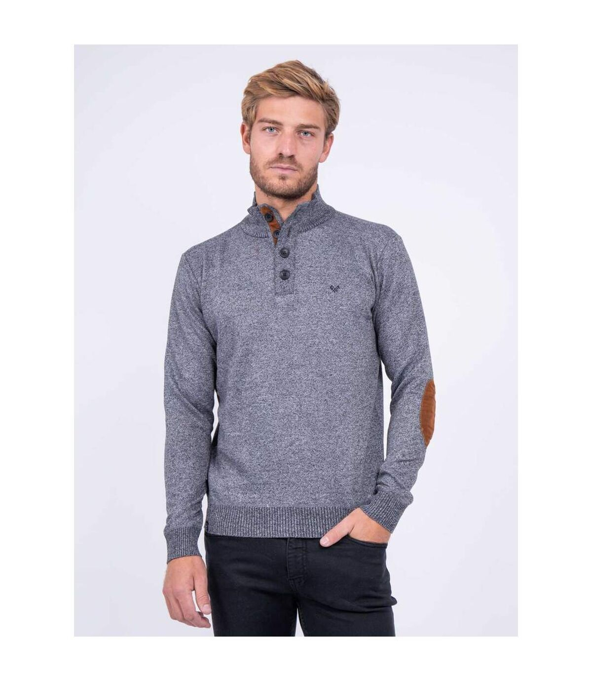 Pull col montant LABERVIL - RITCHIE