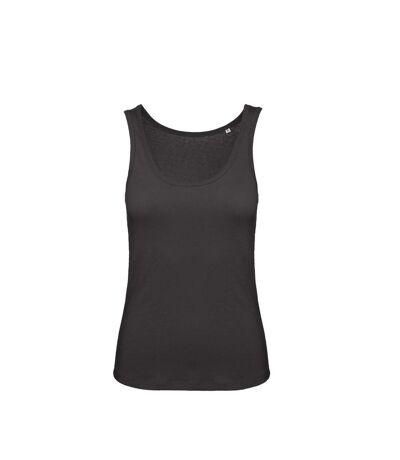 B&C Womens/Ladies Inspire Sleeveless Tank (Black) - UTBC4002