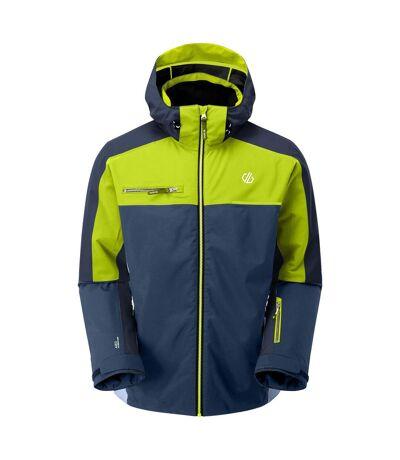 Dare 2B Mens Intermit II Waterproof Ski Jacket (Dark Denim/Nightfall Navy) (XXL) - UTRG5514