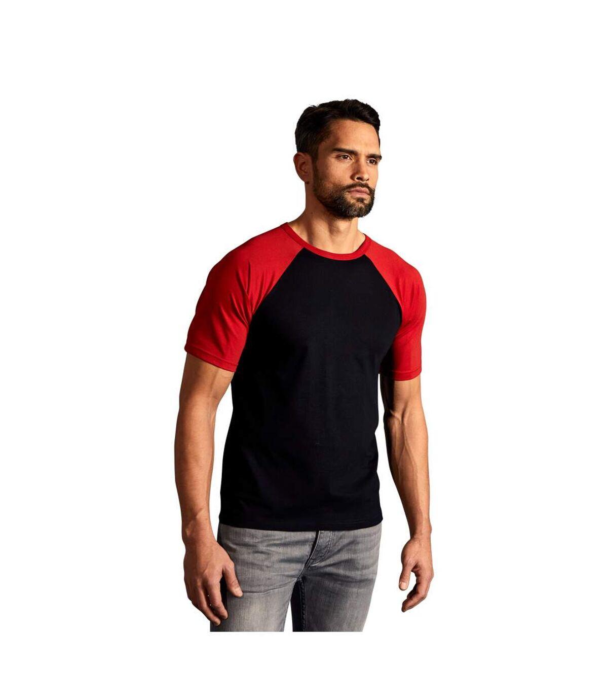 T-shirt raglan Baseball Hommes