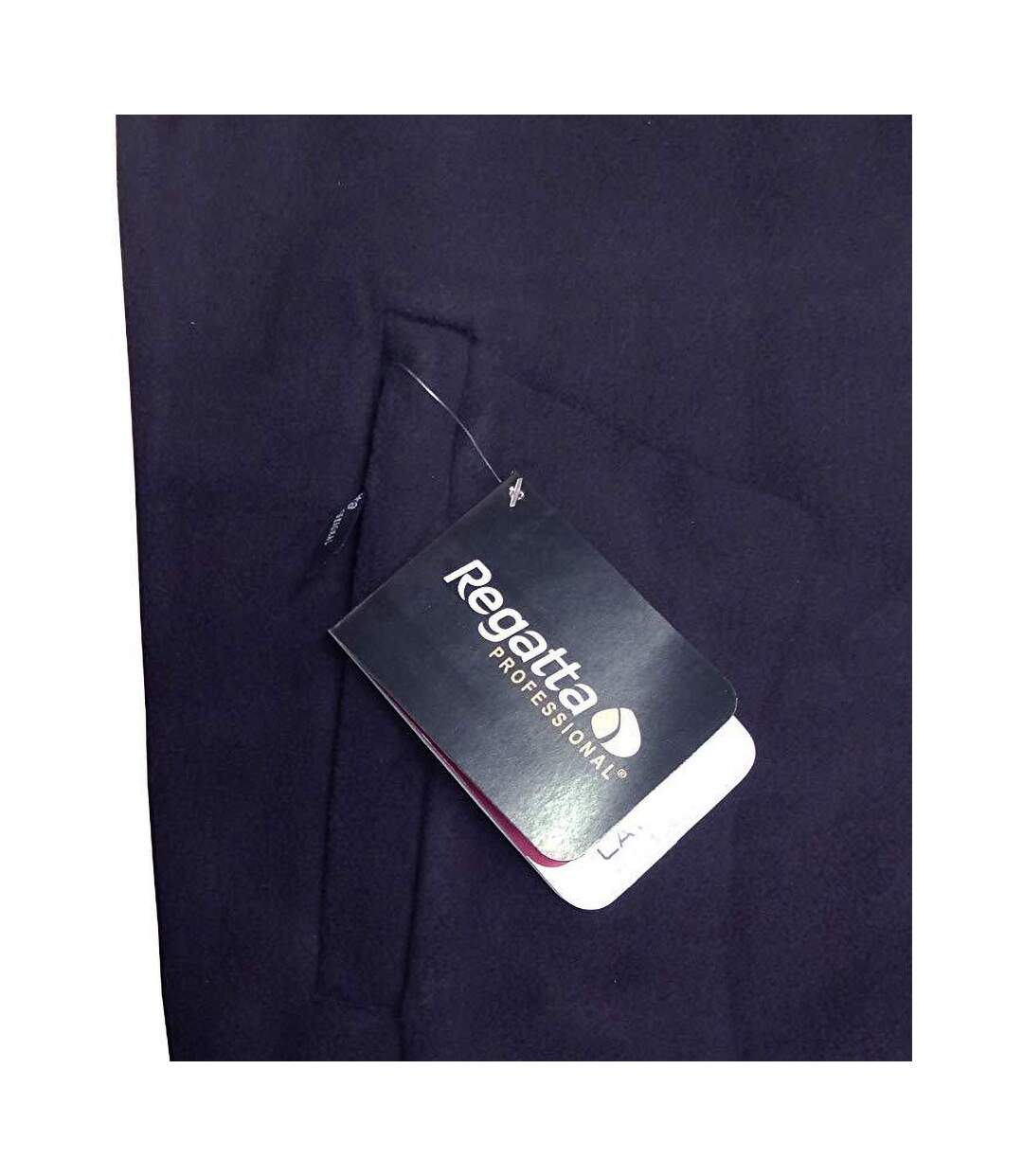 Regatta Mens Plain Micro Fleece Full Zip Jacket (Layer Lite) (Dark Navy) - UTBC2042