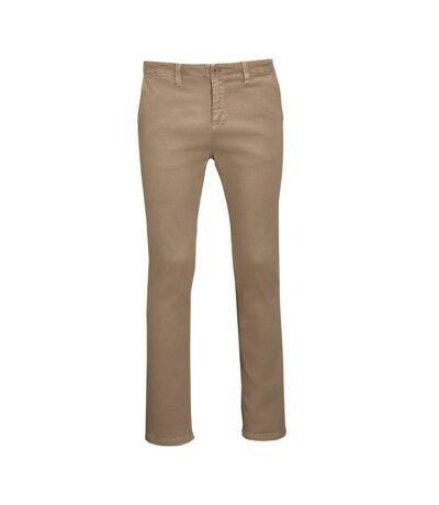 SOLS - Pantalon JULES - Homme (Marron clair) - UTPC2576