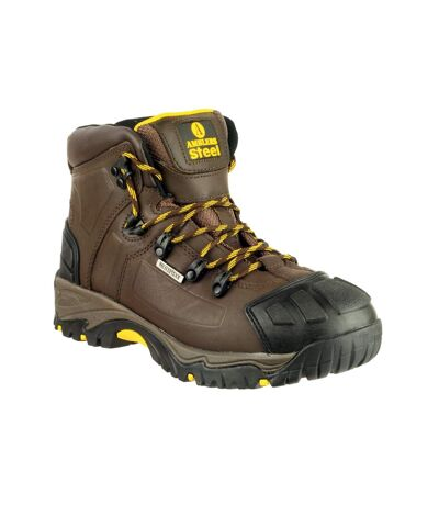Amblers Safety FS39 Safety Boot / Mens Boots (Crazy Horse) - UTFS1614