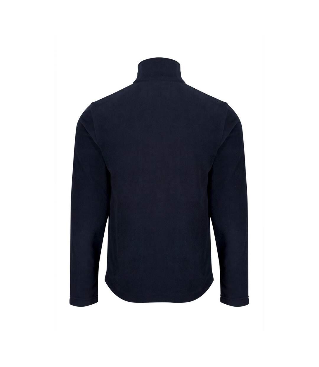 Regatta Mens Honestly Made Recycled Fleece Jacket (Navy) - UTPC4048