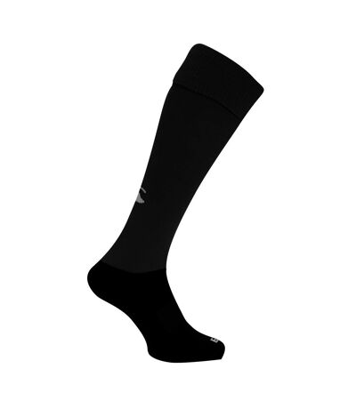 Canterbury Mens Playing Rugby Sport Socks (Black) - UTPC2022