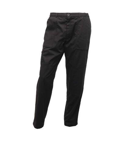 Regatta - Pantalon de travail, coupe régulière - Homme (Noir) - UTBC1491