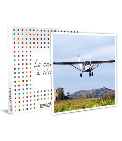 SMARTBOX - Survol du pont du Gard en ULM - Coffret Cadeau Sport & Aventure