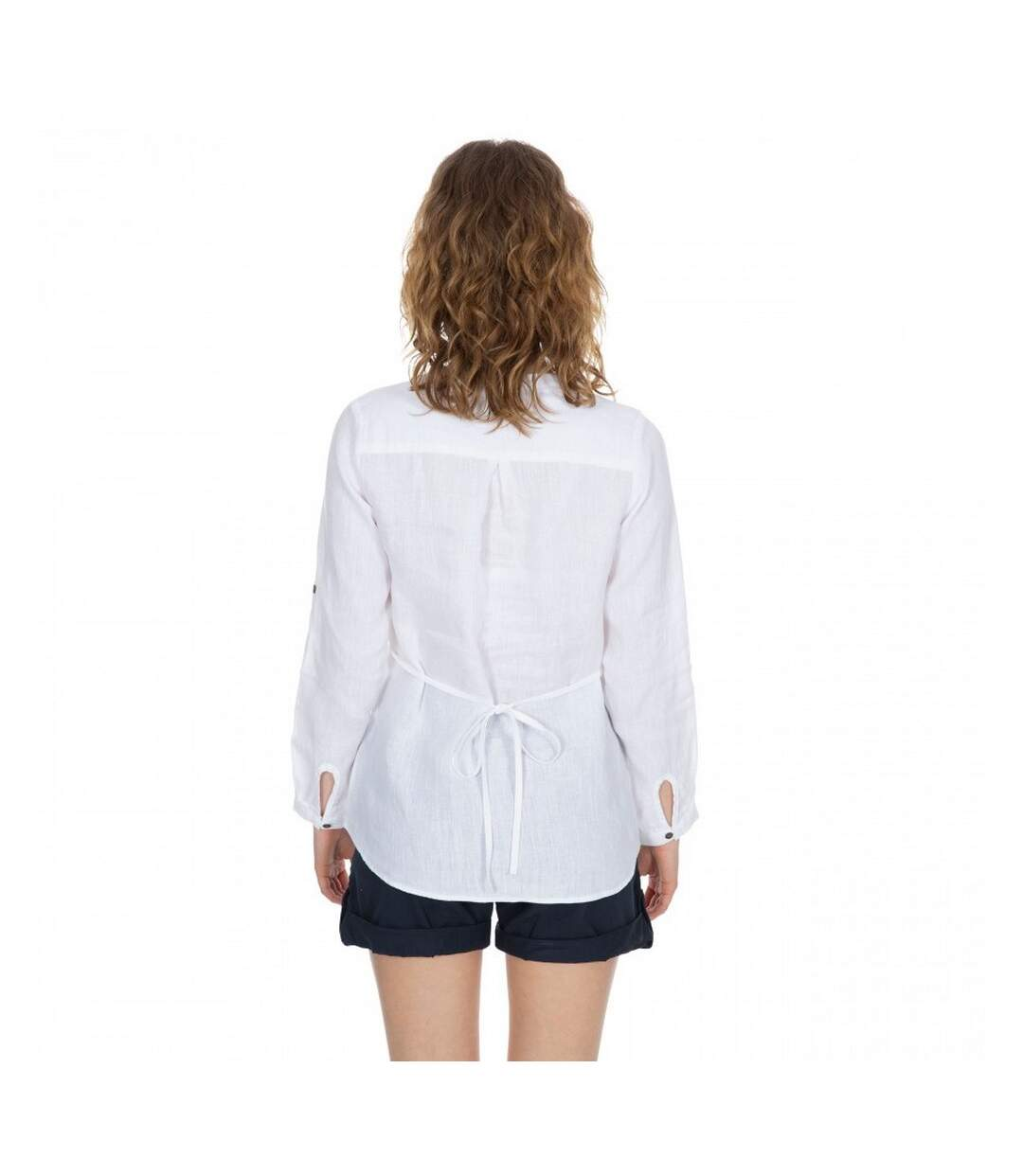 Trespass - Blouse Messina - Femme (Blanc) - UTTP4705