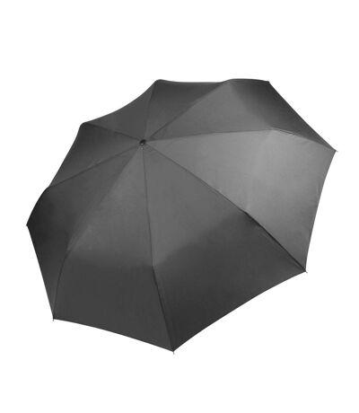 Kimood - Parapluie pliable (Gris foncé) (Taille unique) - UTRW5618