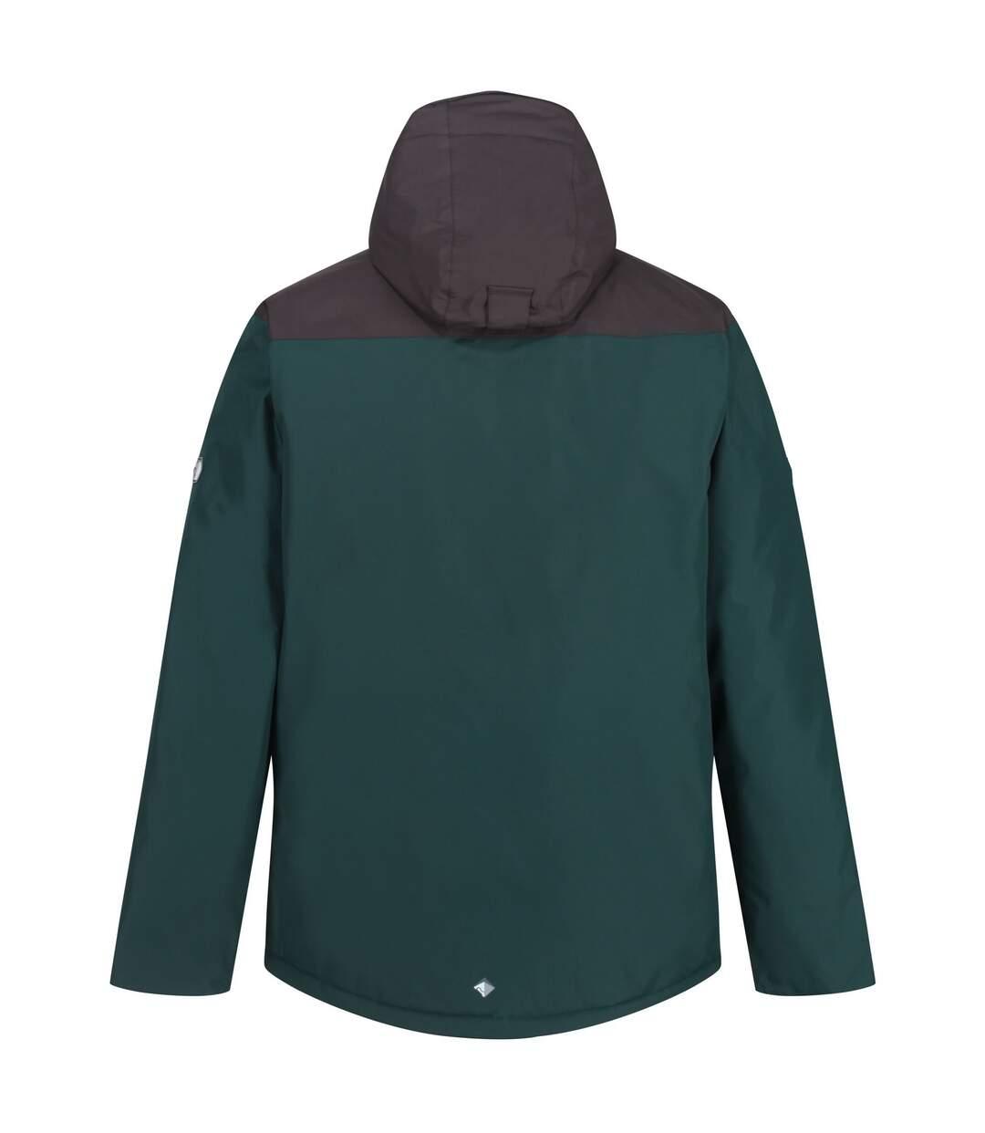 Regatta Mens Thornridge II Insulated Jacket (Deep Pine/Ash) - UTRG4468