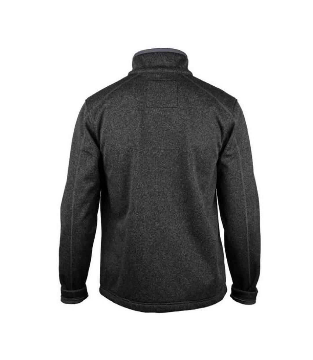 CAT Lifestyle Mens Polar Fleece Jacket (Black) - UTFS5374