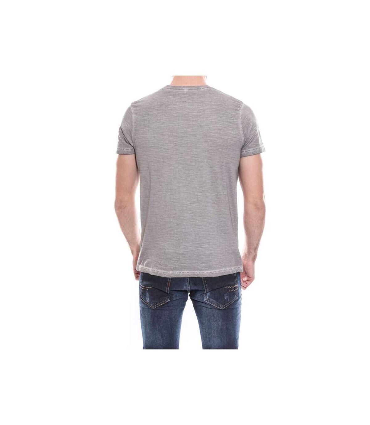T-shirt col rond coton KJ MONITIX - KAPSULE