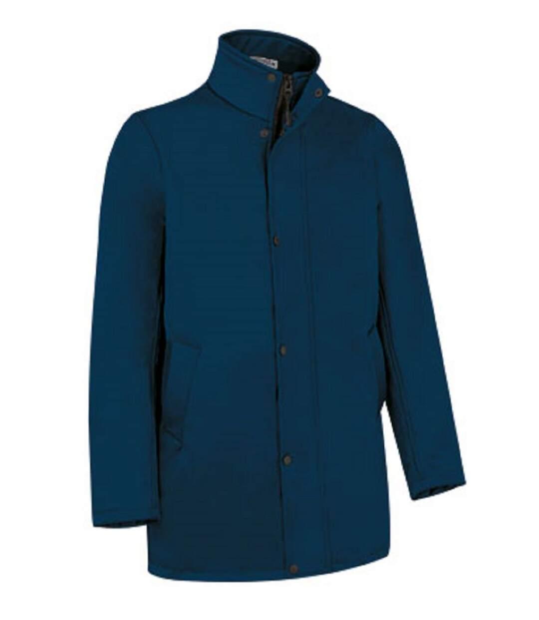 Parka softshell - Homme - REF DALLAS - bleu marine